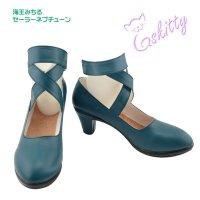 美少女戦士セーラームーン 海王みちる コスプレ靴 コスプレブーツ