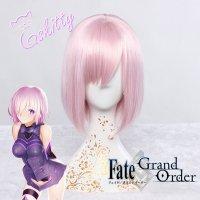 20% OFF!Fate Grand Order  フェイト・グランドオーダー FGO マシュ・キリエライト / シールダー コスプレウィッグ