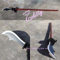 マギ 皇族 練白龍 偃月刀 武器 コスプレ道具